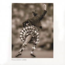 Prime Scotch Laddie Sepia Greetings Card