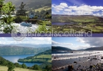Loch Ness & Scottish Highlands Composite (HA6)