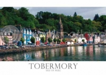 Waterfront at Tobermory (HA6)