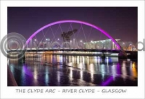 Clyde Arc - River Clyde, Glasgow (HA6)