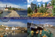 Kingdom of Fife Postcard (H A6 LY)