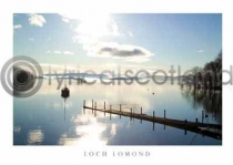 Loch Lomond Morning at Luss (HA6)