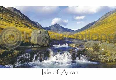 Glen Rosa, Isle of Arran (HA6)