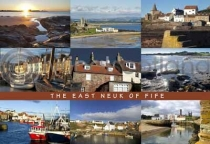 East Neuk of Fife, The Postcard (H A6 LY)