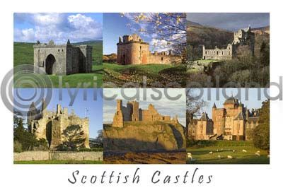 Scottish Castles Composite 4 (HA6)