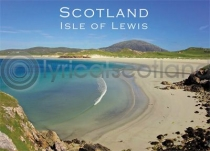 Scotland - Isle of Lewis Magnet (H LY)