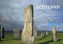 Scotland - Callanish Standing Stones Magnet (H LY)