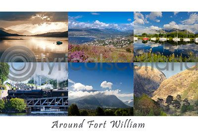 Around Fort William Composite (HA6)