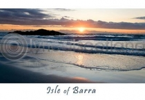 Barra - Isle of Barra Postcard (H A6 LY)