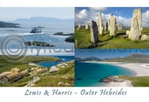 Lewis & Harris - Outer Hebrides (HA6)
