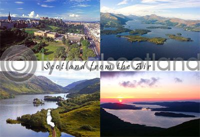 Scotland from the Air Composite (HA6)