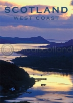 Scotland - West Coast Magnet (V)