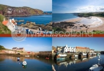 Scottish Borders Coastline Composite (HA6)