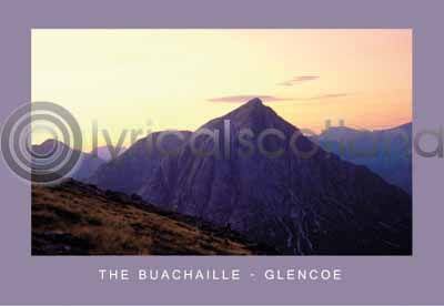 Sunset, Buachaille Etive Mor (HA6C)